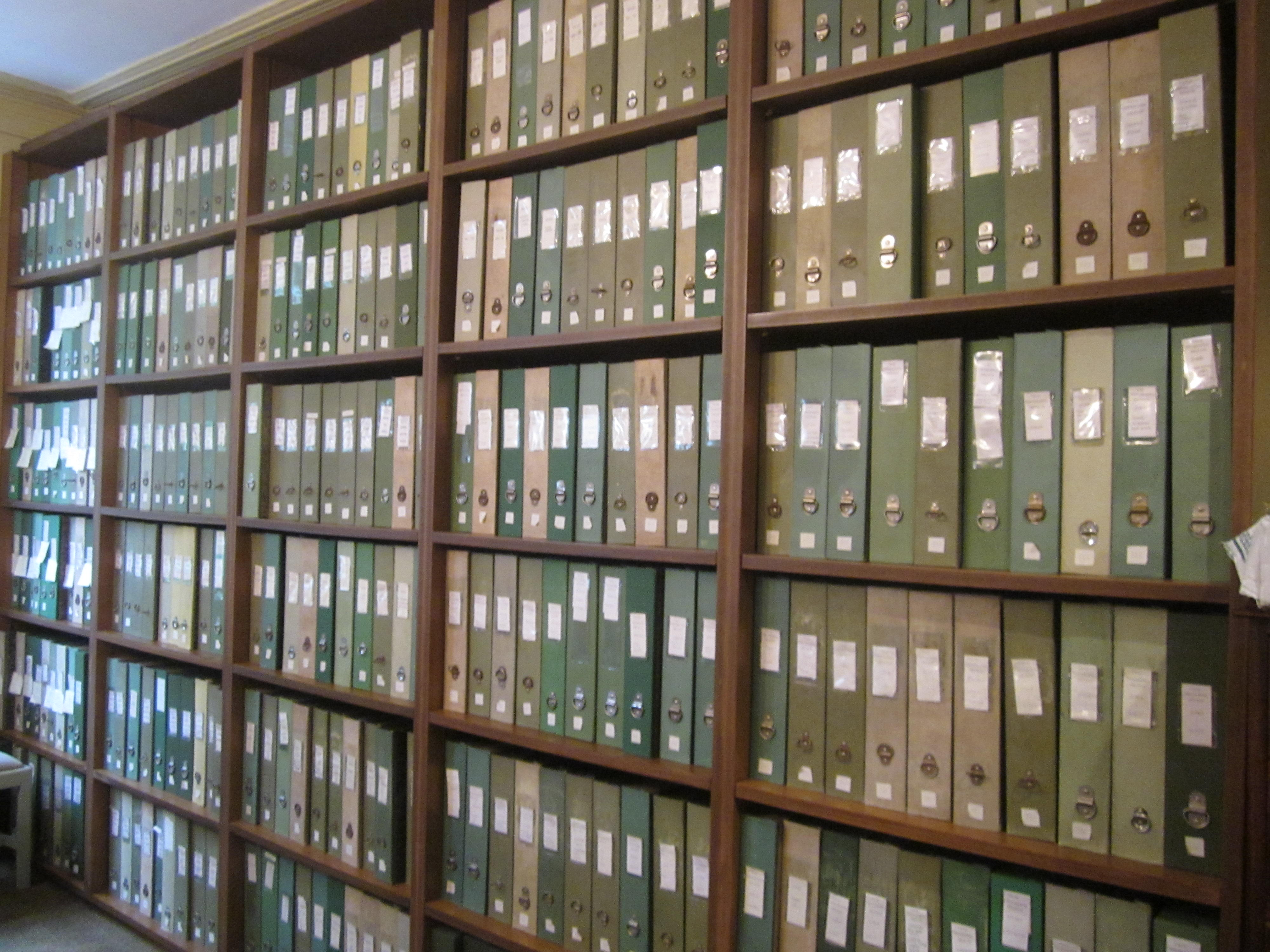 digitisation collections overview research collections