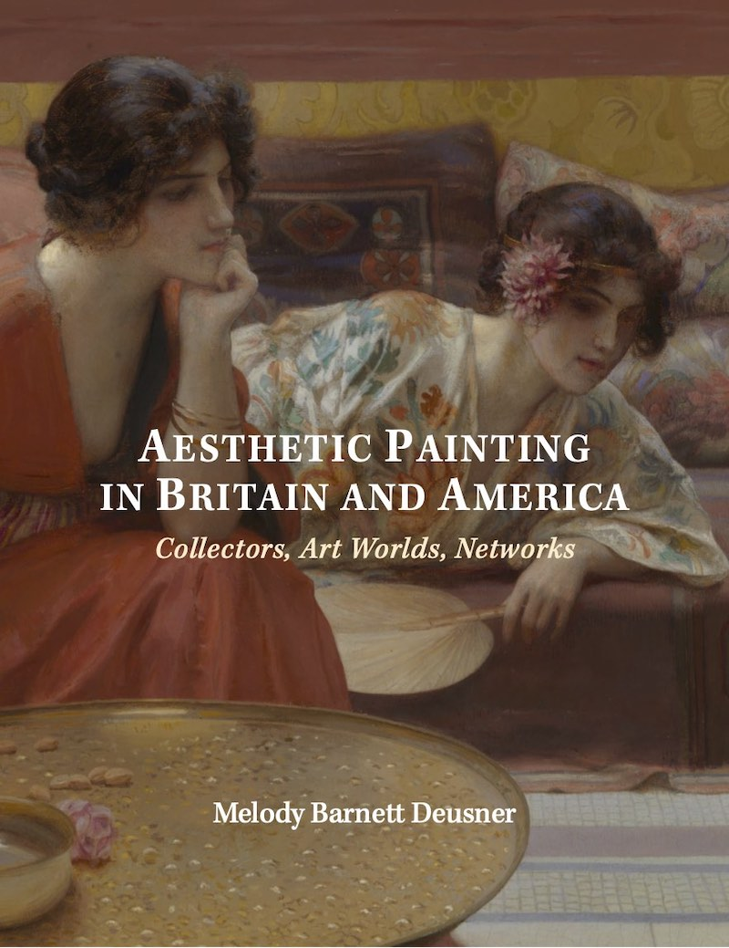Deusner, Aesthetic Painting in Britain and America cover