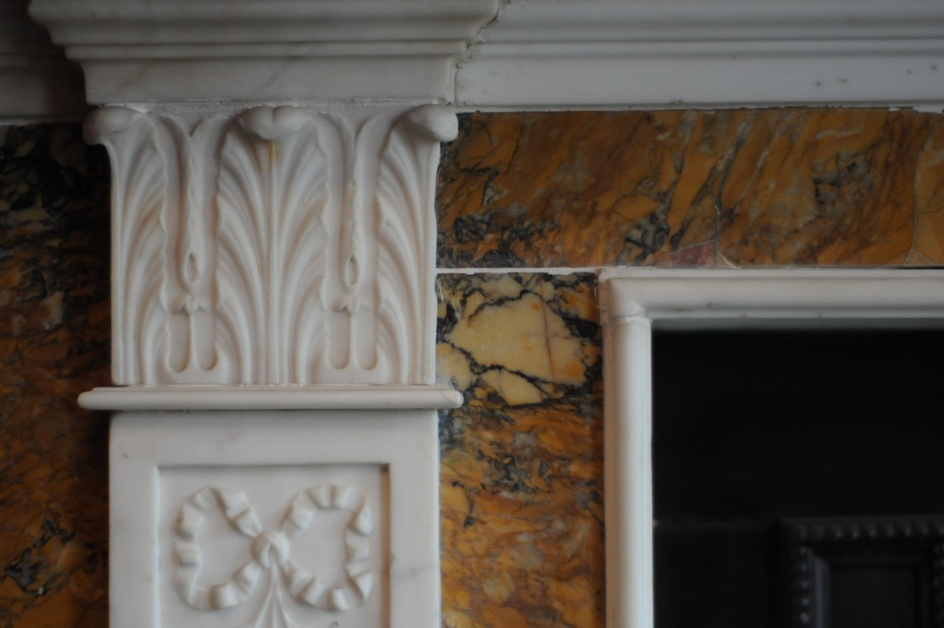 Fireplace, Paul Mellon Centre
