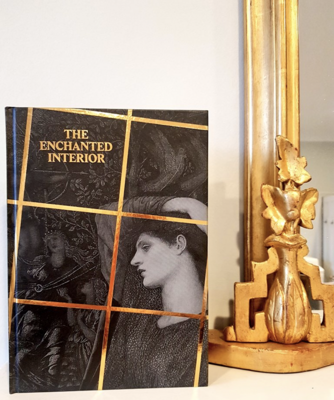 The Enchanted Interior book cover.