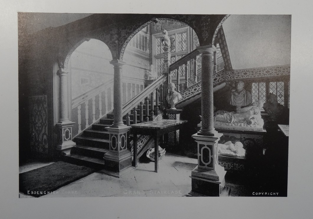 18. Lionel Sackville-West 'Knole House' - p.26