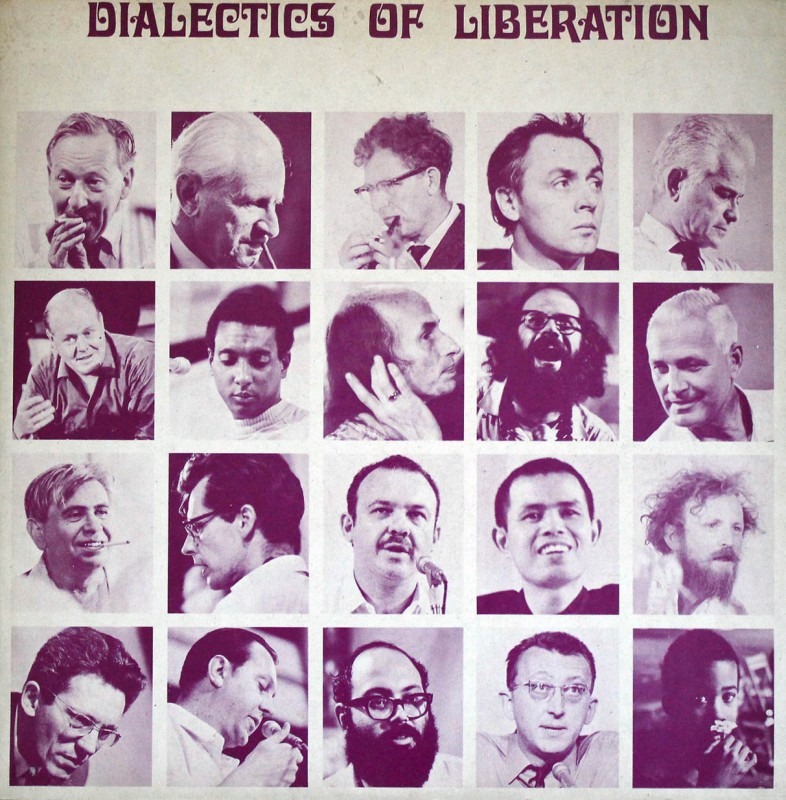 Produced in conjunction with 'Dialectics of Liberation International Congress: July 1967', 1968