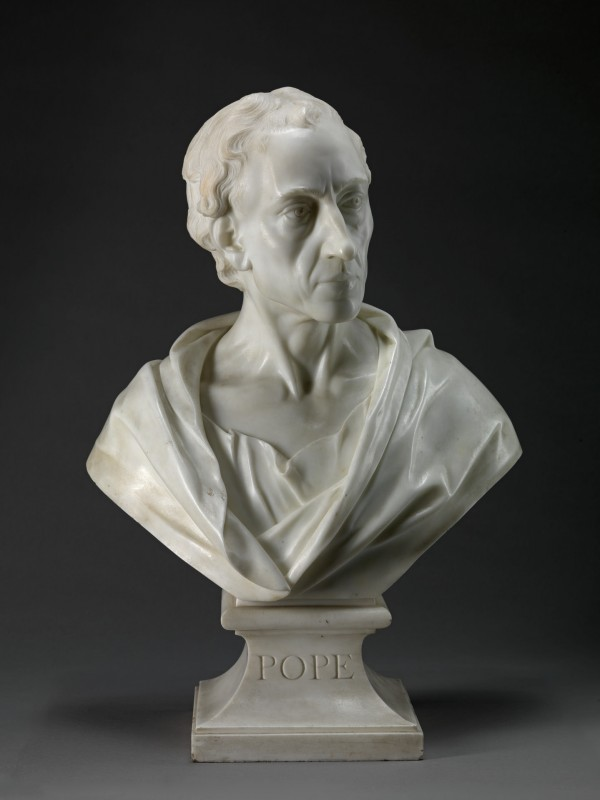 ca. 1760, marble