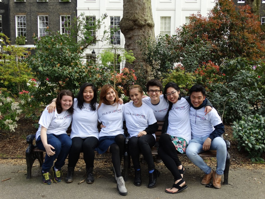 Yale in London, Spring class of 2015